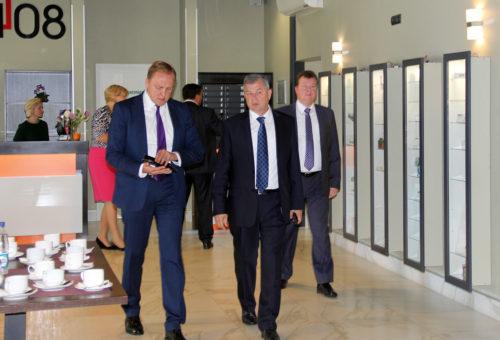 БИЗНЕС-ПАРК «ГРАЧИ» — место деловых встреч для региональной элиты