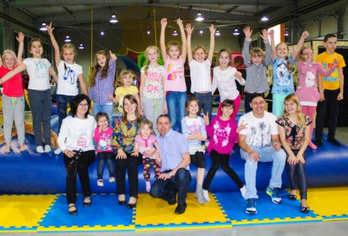 Семейный праздник в Центре «ИГрачи»!